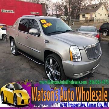 Cadillac Used Cars Luxury Cars For Sale Kansas City Watson S Auto