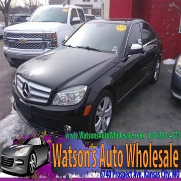 Watson S Auto Wholesale Used Cars Kansas City Mo Dealer