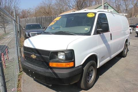 2005 Chevrolet Express Cargo for sale in Kansas City, MO