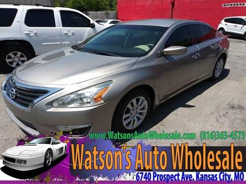 Used Cars Luxury Cars Specials Kansas City Mo 64132 Watson S Auto
