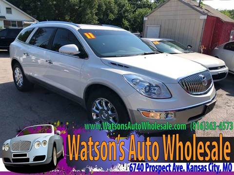 Used Buick Enclave For Sale In Kansas City Mo Carsforsale Com