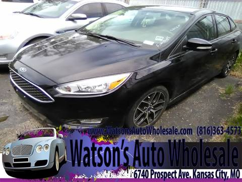 Watson S Auto Wholesale Kansas City Mo Inventory Listings