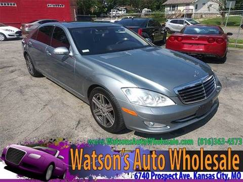 Watson S Auto Wholesale Used Cars Kansas City Mo Dealer
