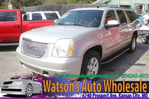 2007 GMC Yukon XL for sale in Kansas City, MO
