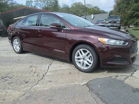 2013 Ford Fusion for sale in Mount Airy, NC