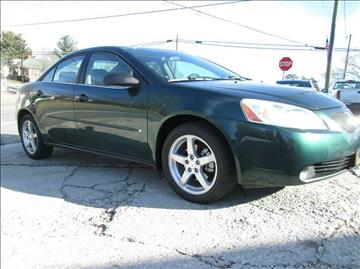 2009 Pontiac G6 for sale in Mount Airy, NC