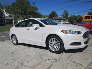 2014 Ford Fusion for sale in Mount Airy, NC