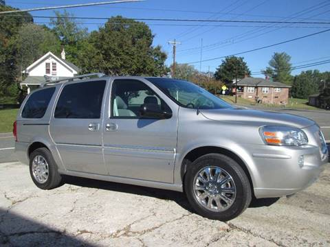2007 Buick Terraza for sale in Mount Airy, NC