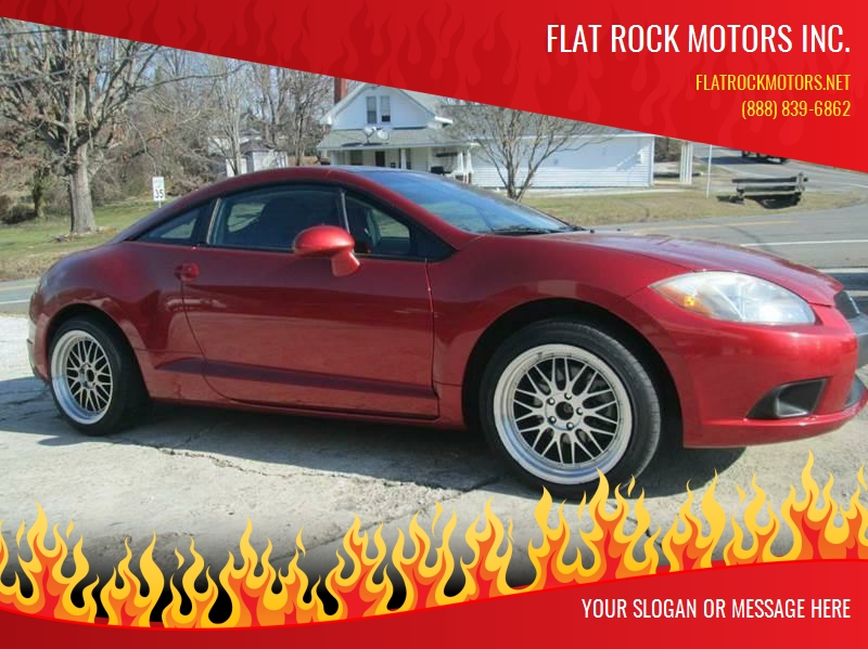 2012 Mitsubishi Eclipse GS Sport 2dr Hatchback   Mount Airy NC