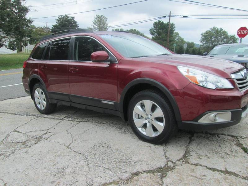 2012 Subaru Outback Awd 36r Limited 4dr Wagon In Mount Airy Nc