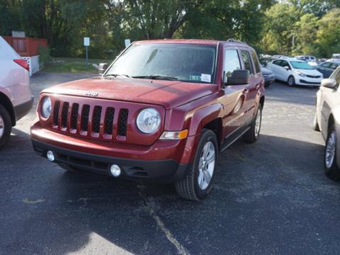 2012 Jeep Patriot for sale in Ypsilanti, MI