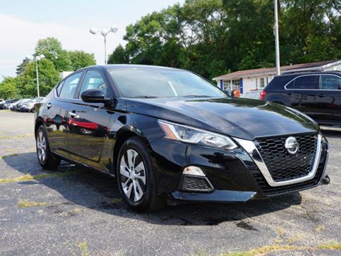 2020 Nissan Altima for sale in Ypsilanti, MI