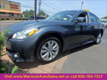 2011 Infiniti M56 for sale in Magnolia, NJ