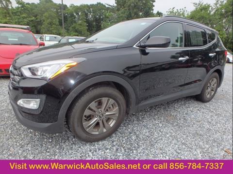 2014 Hyundai Santa Fe Sport for sale in Magnolia, NJ