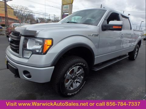 2014 Ford F-150 for sale in Magnolia, NJ