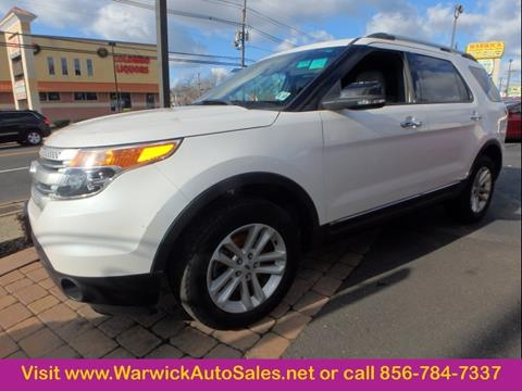 2013 Ford Explorer for sale in Magnolia, NJ