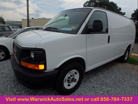 2012 GMC Savana Cargo for sale in Magnolia, NJ