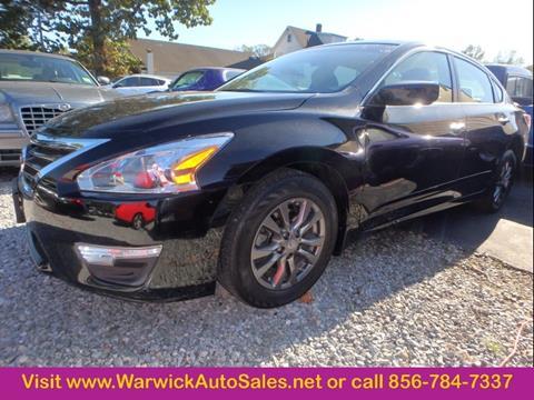2015 Nissan Altima for sale in Magnolia, NJ