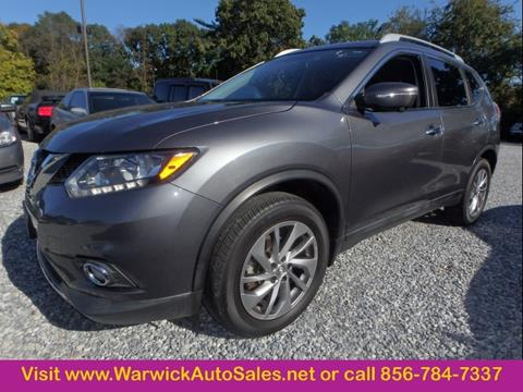 2015 Nissan Rogue for sale in Magnolia, NJ