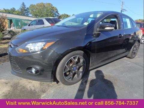 2014 Ford Focus for sale in Magnolia, NJ