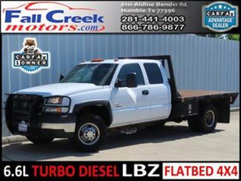 2007 Chevrolet Silverado 3500 CC Classic for sale in Humble, TX