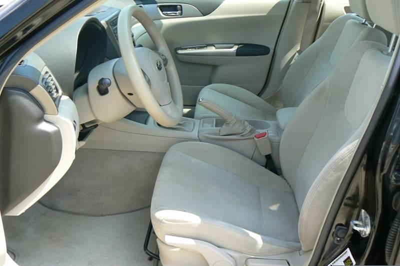 2008 Subaru Impreza AWD 2.5i 4dr Wagon 5M - Fenton MI