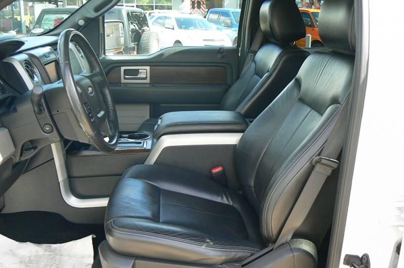 2013 Ford F-150 4x4 Lariat 4dr SuperCab Styleside 6.5 ft. SB - Fenton MI