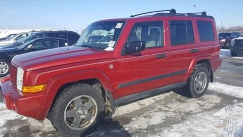 2006 Jeep Commander for sale in Fenton, MI