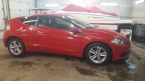 2012 Honda CR-Z for sale in Fenton, MI