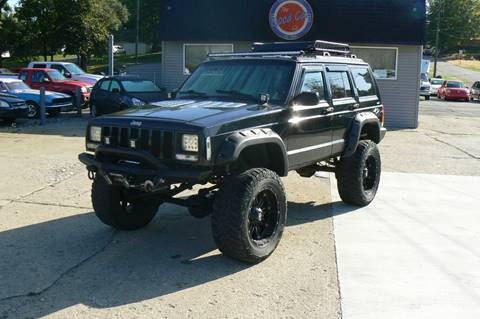 2000 Jeep Cherokee for sale in Fenton, MI