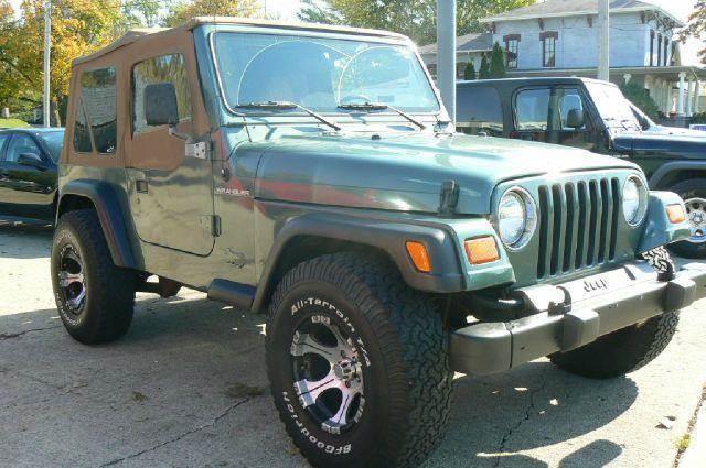 1999 Jeep Wrangler Sport   Fenton MI