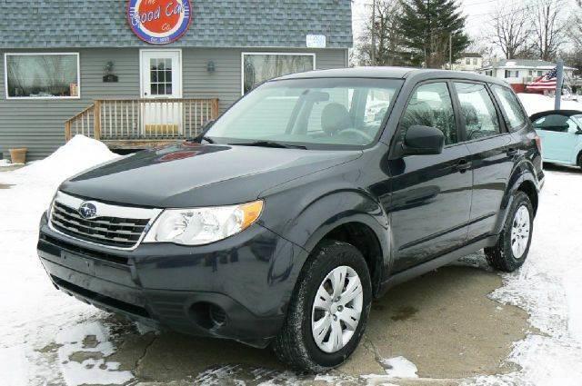 2009 subaru forester 2 5 x awd 4dr wagon in fenton mi good car company. Black Bedroom Furniture Sets. Home Design Ideas