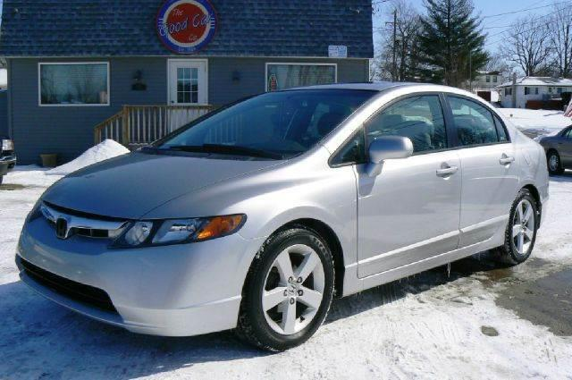2006 Honda Civic EX 4dr Sedan