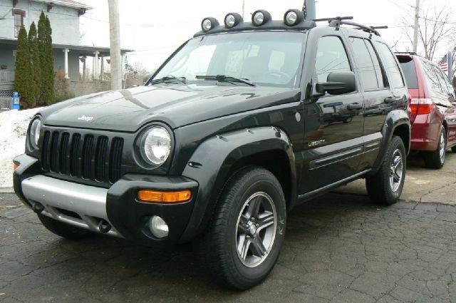 2004 jeep liberty renegade 4wd 4dr suv in fenton mi good car company. Black Bedroom Furniture Sets. Home Design Ideas
