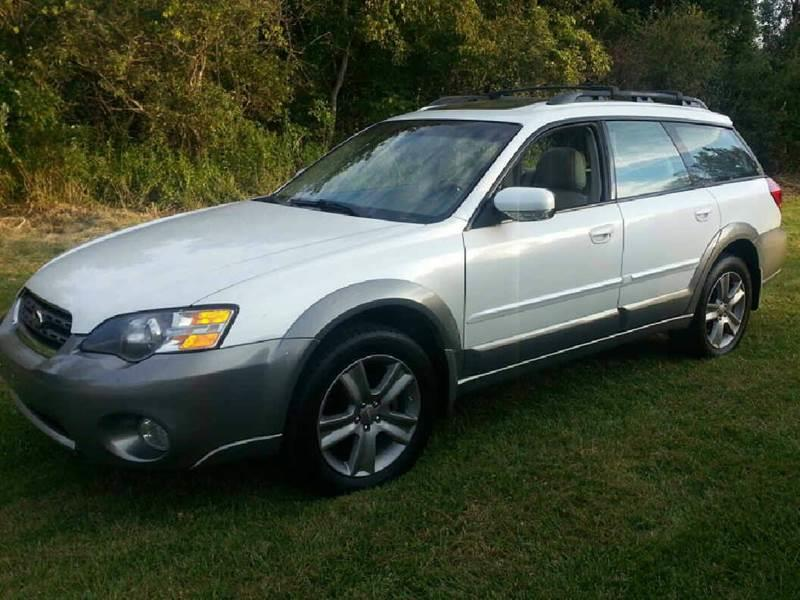 2005 subaru outback awd 3. 0 r l. L. Bean edition 4dr wagon in.