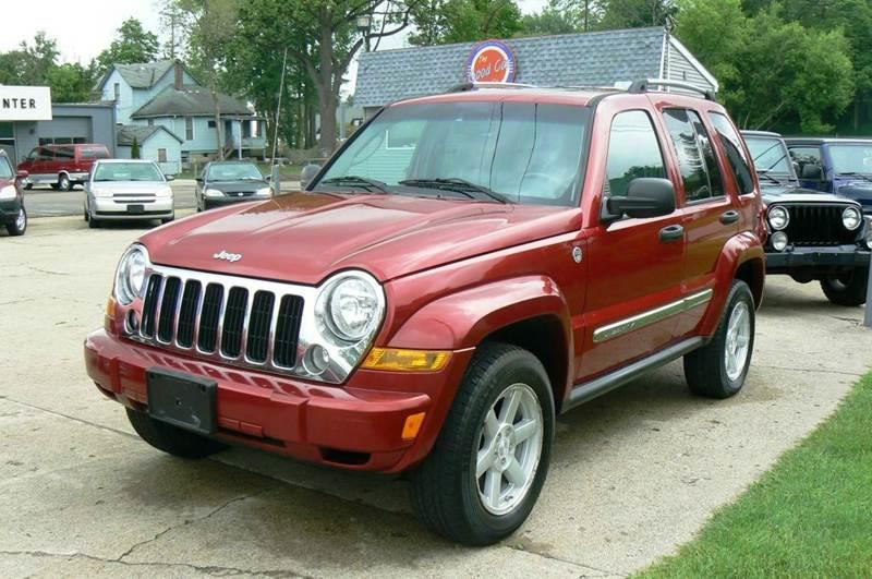 2005 jeep liberty limited 4wd 4dr suv in fenton mi good car company. Black Bedroom Furniture Sets. Home Design Ideas