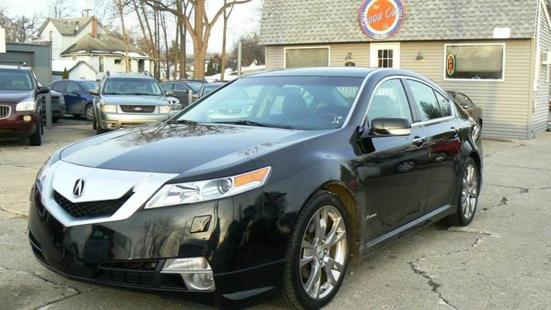 Acura Tl SHAWD WTech WHPT Dr Sedan M WTechnology - Are acura tl good cars
