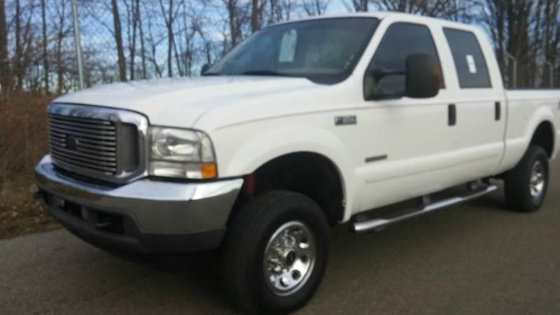 2003 ford f 350 super duty 4dr crew cab lariat 4wd sb in fenton mi good car company. Black Bedroom Furniture Sets. Home Design Ideas
