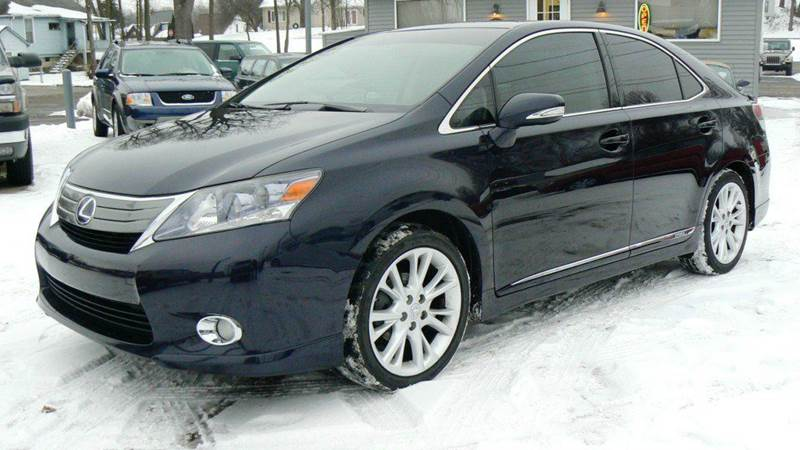 2010 lexus hs 250h premium 4dr sedan in fenton mi good car company. Black Bedroom Furniture Sets. Home Design Ideas