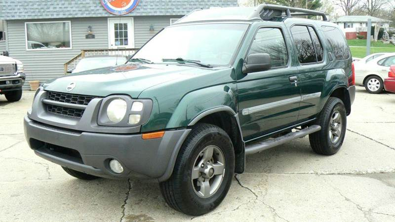 2002 Nissan Xterra SE 4WD 4dr SUV   Fenton MI