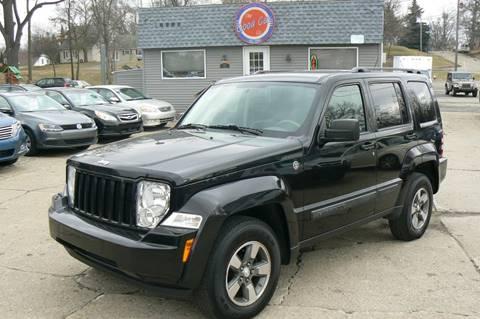 2008 Jeep Liberty for sale in Fenton, MI