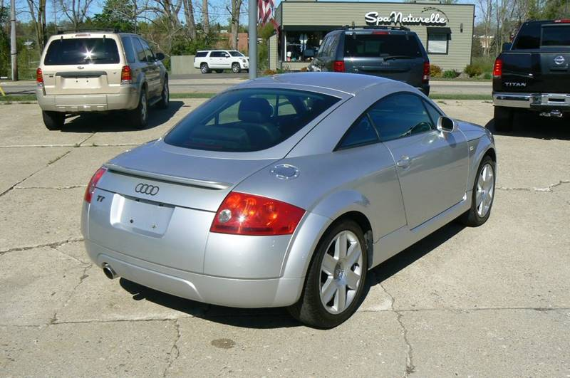 2004 Audi TT 180hp 2dr Turbo Hatchback - Fenton MI