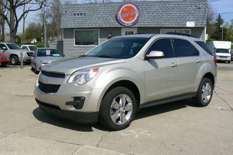 2013 Chevrolet Equinox for sale in Fenton, MI