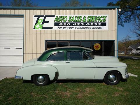 1949 Chevrolet Custom Deluxe