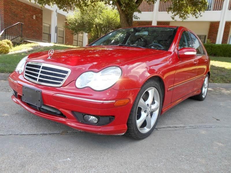 2006 Mercedes-Benz C-Class - Dallas, TX DALLAS TEXAS Sedan ...