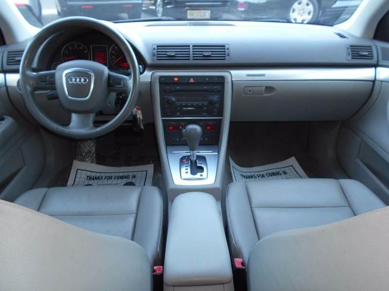 2006 Audi A4 AWD 2.0T quattro 4dr Sedan (2L I4 6A) - Arlington VA