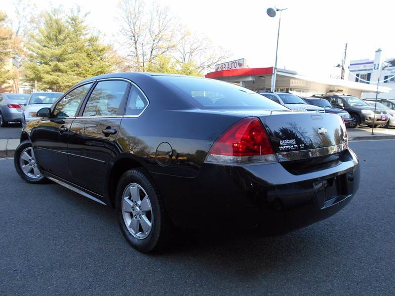 2011 Chevrolet Impala LT Fleet 4dr Sedan w/2FL - Arlington VA