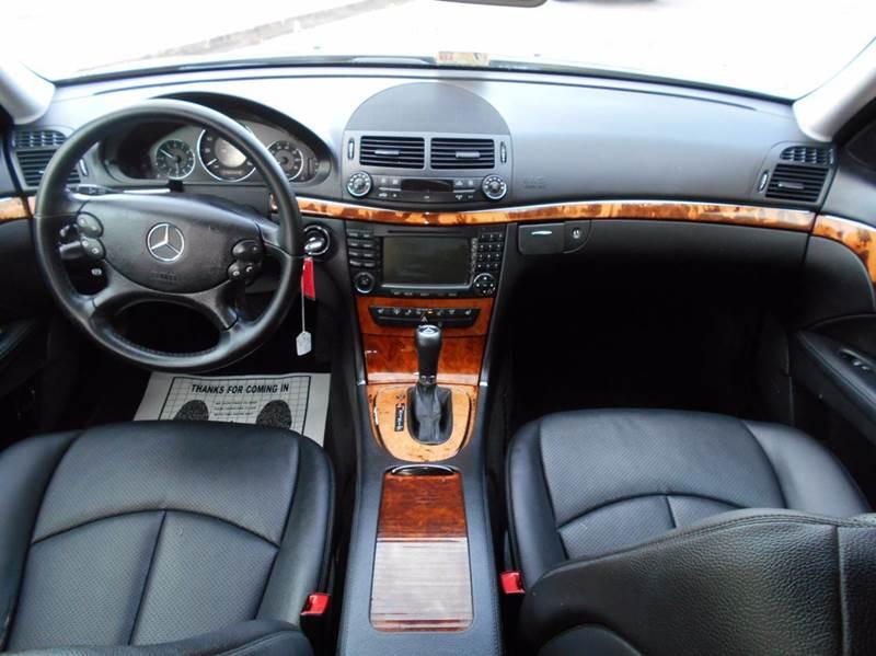 2007 Mercedes-Benz E-Class E 350 4dr Sedan - Arlington VA