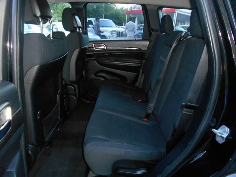 2011 Jeep Grand Cherokee 4x4 Laredo 4dr SUV - Arlington VA