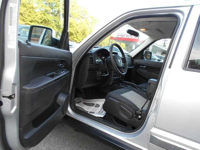 2010 Jeep Liberty 4x4 Sport 4dr SUV - Arlington VA